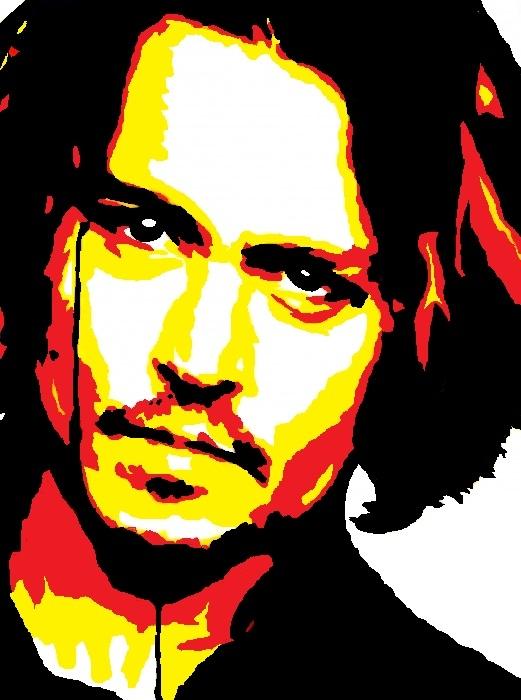 Johnny Depp par Dodi_17